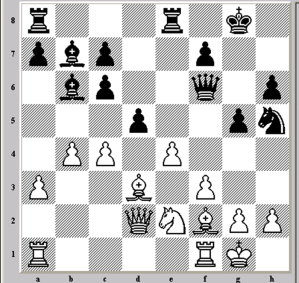 Black to Move and win.