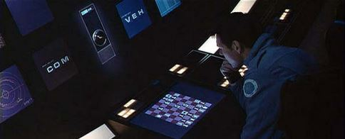 HAL playing chess