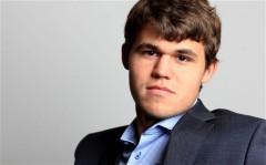 FIDE #1 - Magnus Carlsen