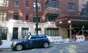 Marshall - parking