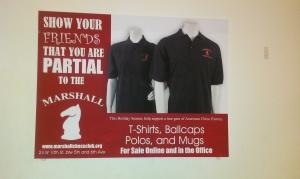 Marshall Shirts